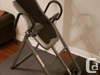 Innova Health and fitness Heavy Duty Deluxe Inversion