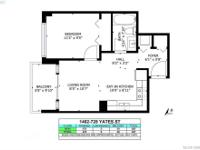 # Bath 1 Sq Ft 478 # Bed 1 Era is a new condo building