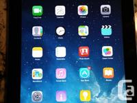 Somewhat working and Apple iPad 3rd generation. The