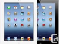 iPad 4 / ipad 32 gig Black or White 16GB/32 gig