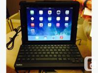Apple iPad 4, black,128 GB. Perfect condition, no