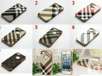 iPhone 4/4s --- Iphone 5 & Iphone 5S BURRBERY CASES