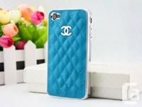 iPhone 4/4s -- Iphone 5 & Iphone 5S chanel case