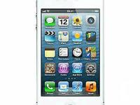 IPHONE 4 8GB ROGERS/FIDO/CHATR WHITE AT