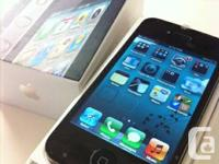 It's Iphone 4 16G Black.   99% mint condition. There's