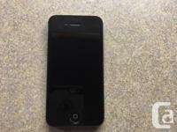 iPhone 4s, 8gb, excellent condition. Always has been in