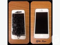 Do you have a broken screen on your iPhone 5, 5C, or