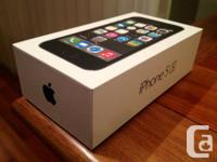 iPhone 5S (32 GB) Locked to Rogers  $749 or highest