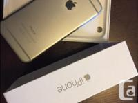 Hi! I have my iPhone 6 64G in Space Grey for sale. I