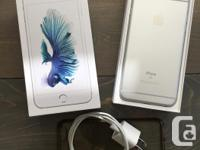 Mint Condition iPhone 6s plus - 64gig - Unlocked - for sale  British Columbia
