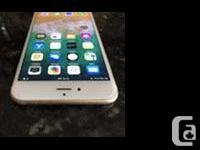 *iPhone 6s Plus *Gold/white *16gigs storage *Unlocked