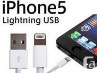 Brand new (sealed) Brand New iPhone 5 Lightning to USB