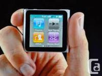** Money Maxx Pawnbrokers** -iPod Nano 6th gen 8GB -