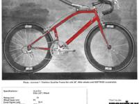I purchased this Ironman Triathlon Qualifier frame-set