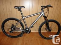 Selling an adult size IRON HORSE 24 speed mountain bike