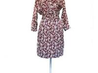 Patterned Isabel Marant outfit with spin detail at neck