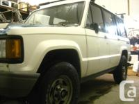 Make Isuzu Year 1991 Colour White Trans Manual kms
