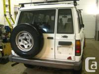 Make Isuzu Model Trooper Year 1991 Colour White kms