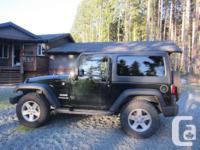 Make Jeep Model Wrangler Year 2012 Colour Green kms