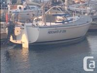 J-29 Racing Sailboat for sale, Victoria BC. Very Fast -