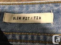 Jack & Jones Men�s Slim Fit Jeans For Sale - Like New!