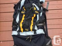 Top quality Jack Wolfskin Backpacks. Momentum III and