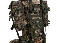 JACK WOLFSKIN Nylon Rucksack Backpack Bag with