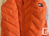 Jacket Tommy Hilfiger Used just one time In excellent