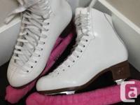 JACKSON Classique skates, ladies size 6.  These skates