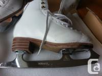 Jackson Freestyle Figure Skates Size 3C Ultima Mirage