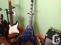 I have Jackson USA King V in great condition with for sale  Ontario