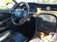 Make Jaguar Model X-Type Year 2005 Colour Black kms