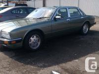 Stunning 1994 Jaguar for sale . $1600 obo , comes with