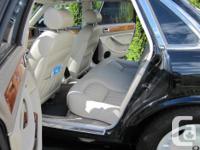 Make Jaguar Model XJ6 Year 1996 Colour Black kms 68575