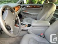 Make Jaguar Model XJ8 Year 1998 Colour Grey kms 165300