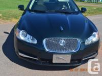 Make Jaguar Model XF Year 2011 Colour Botanical Green