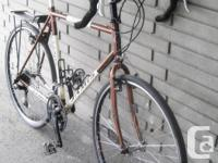 Jamis Aurora touring bicycle for sale. In very good