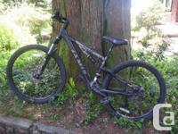 Jamis Dakar XC - Downhill bike (12 year old has