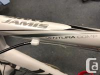 I have a Jamis Road Bike which was used 5 times and is