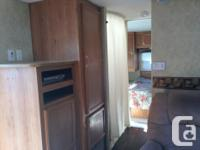2006 Jay Flight 28FKS Stove and Oven (oven never used)