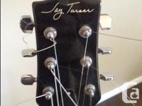 Jay Turser vintage Les Paul style single cutaway