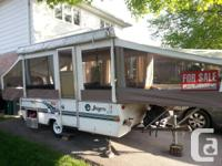 JAYCO 10' pop-up Camper, Jay series model  J-1006 1993,