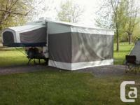 JAYCO 1207 12 ft Box Tent Trailer FOR SALE.  Sleeps 7