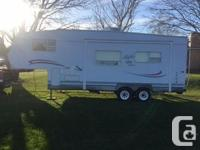 JAYCO EAGLE SUMMIT 251 5th wheel rv/ camper for sale.