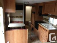 2007 bunkhouse trailer, good shape, Everything works,