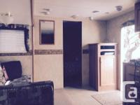 JAYCO 31ft bunkhouse double slide travel trailer for