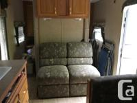 Jayco Flight 23' RV in excellent condition. Brand new