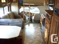 Beautiful class C motorhome. 2nd owner very well cared