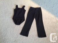 I have a black jazz body suit (Bosch brand) with