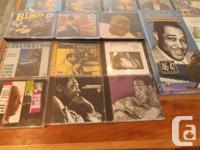 RARE JAZZ CD COLLECTION/DUKE ELLINGTON 40 CDS